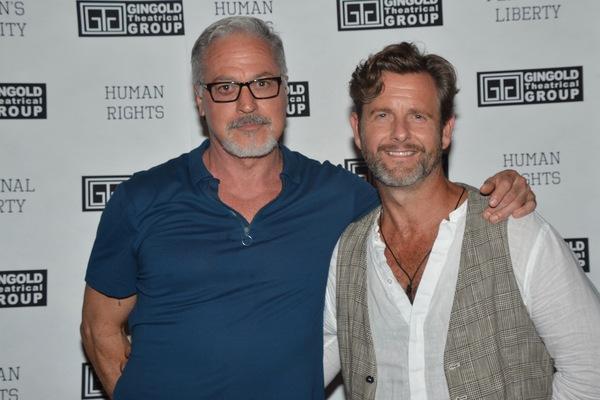 Tom Hewitt and Edward Staudenmayer