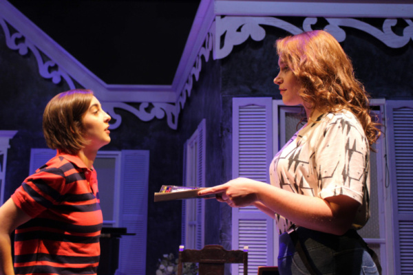 Photo Flash: First Look at The Long Island Premiere Of FUN HOME At Smithtown Performing Arts Center