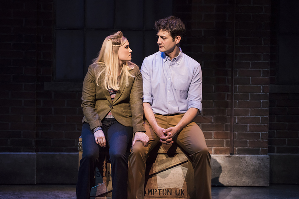 Photo Flash: Get a Look at Oliver Tompsett, Natalie McQueen, and Simon-Anthony Rhoden in KINKY BOOTS