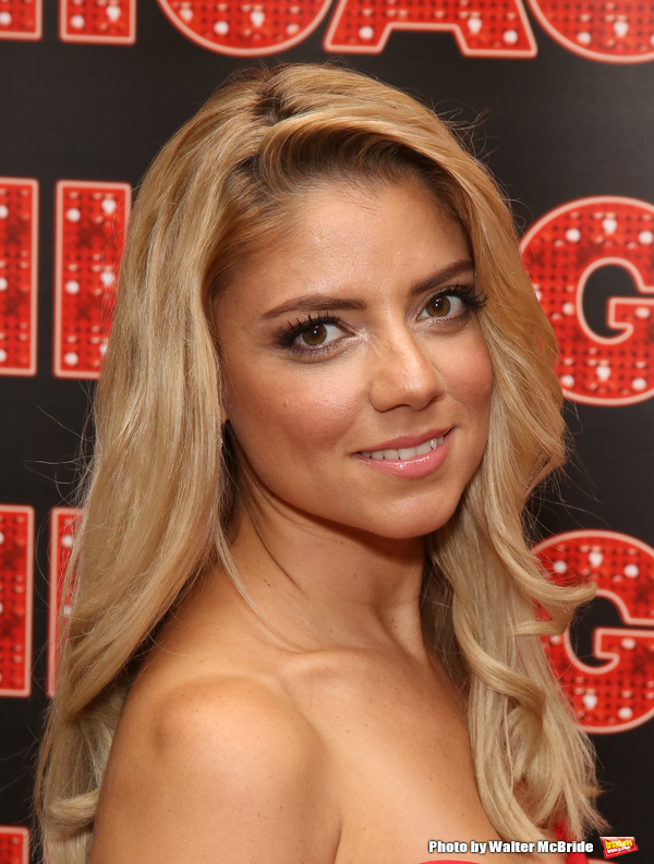 Photo Coverage: Shiri Maimon Celebrates her Upcoming Broadway Debut in CHICAGO