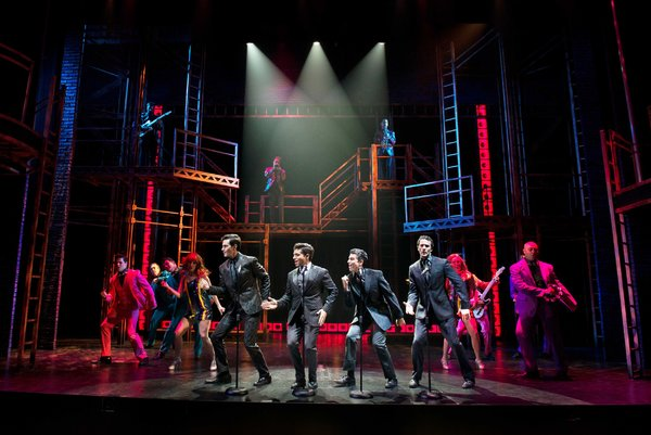 Photo Flash: Get A First Look at JERSEY BOYS at Ogunquit Playhouse