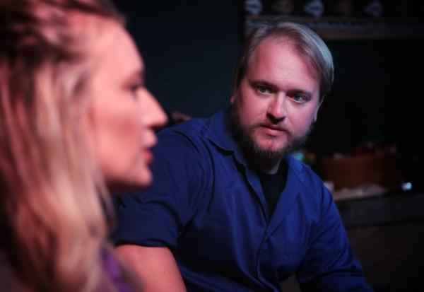 Melanie Stone and Ian Hudgins Photo