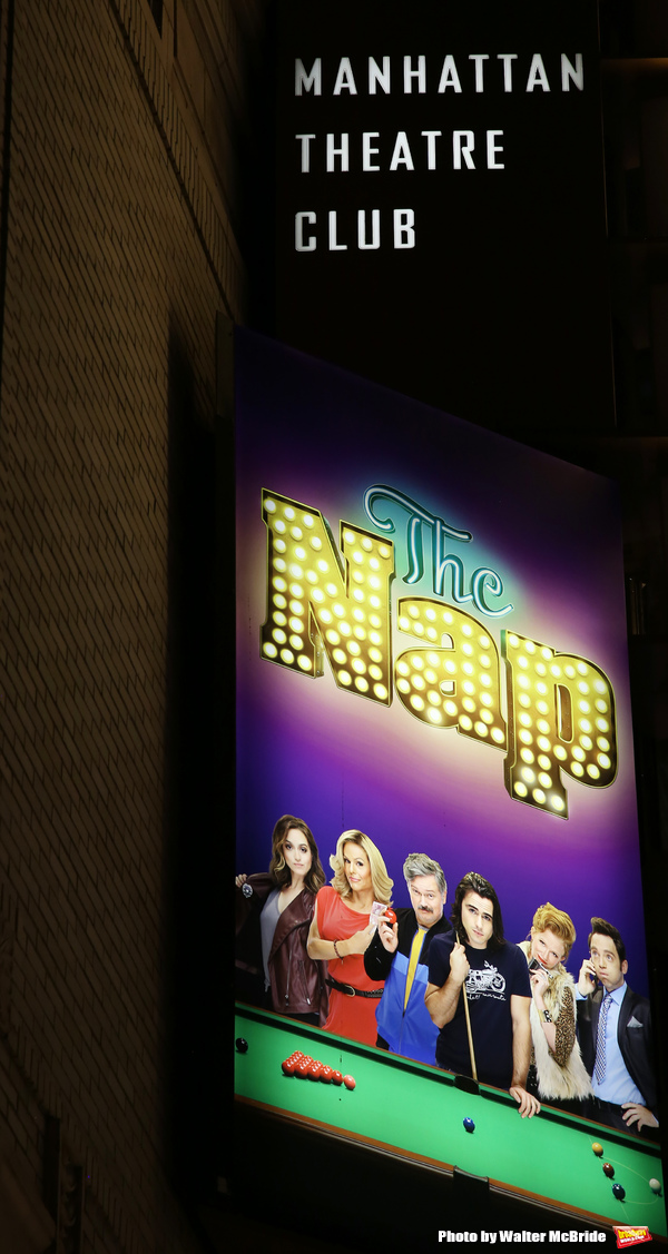 Up on the Marquee: THE NAP Arrives on Broadway
