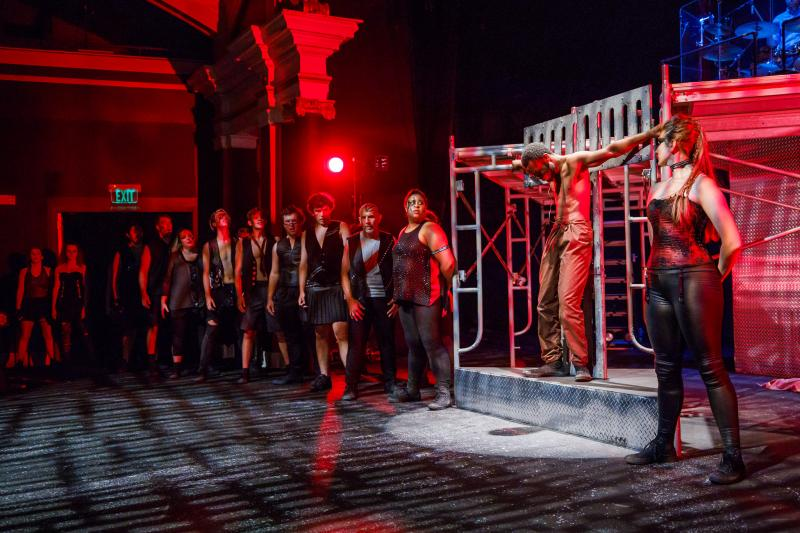 BWW Review: JESUS CHRIST SUPERSTAR at South Bend Civic Theatre