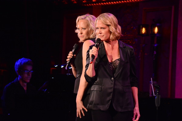Photo Coverage: Rebecca Luker and Sally Wilfert Play Feinstein's/54 Below
