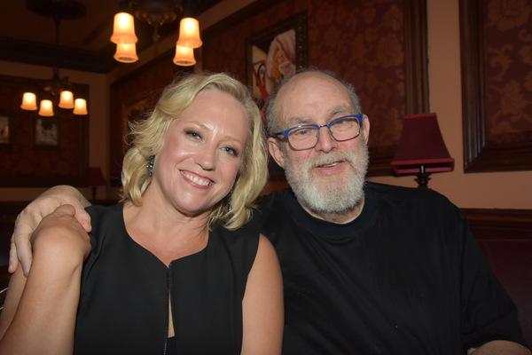 Sally Wilfert and William Finn