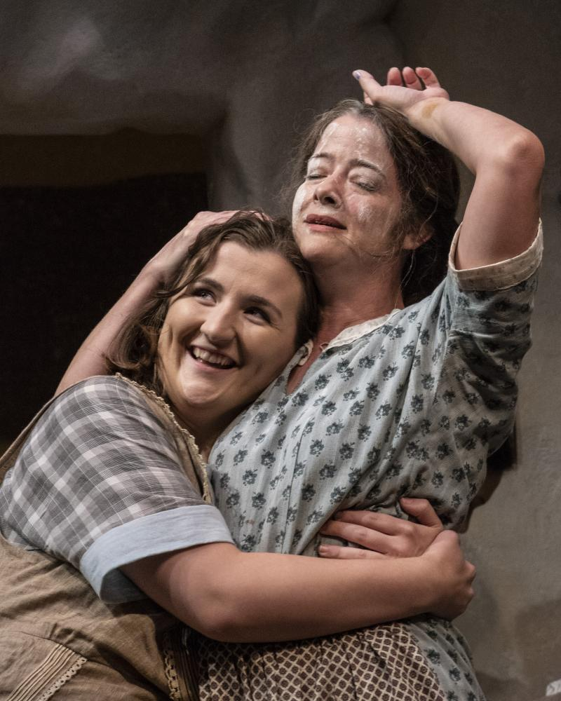 BWW Interview: Labhaoise Magee & Tim Getman of DANCING AT LUGHNASA at Everyman Theatre