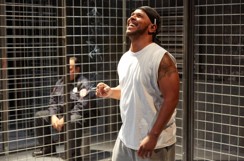 BWW Review:  JESUS HOPPED THE 'A' TRAIN Wrestles With Truth at 4th Wall Theatre Company