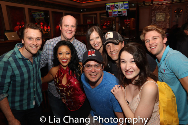Rob Marnell, J. Elaine Marcos, Paul Whitty, Mitchell Jarvis, Stephanie Celustka, Scott Richard Foster, Noa Solorio and Ian Ward