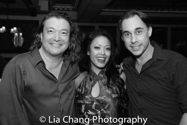 Mahlon Kruse, J. Elaine Marcos and Ryan Duncan