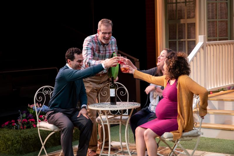 BWW Review: Good Fences Make Bad Neighbors in Intiman's NATIVE GARDENS