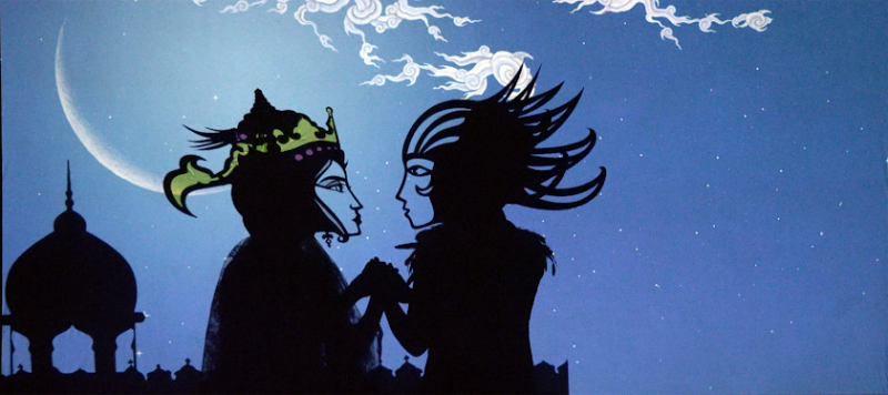 BWW Review: FEATHERS OF FIRE Brings a Persian Epic to the Stage With Unmatched Creativity