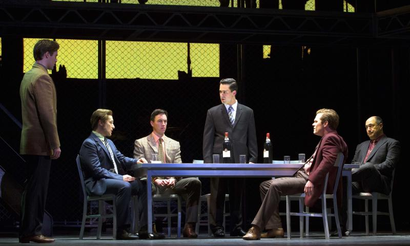 BWW REVIEW: JERSEY BOYS Returns To Sydney For A Fabulous Night Of Nostalgia