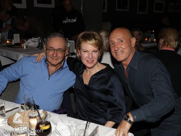 Steven Kramer, Lori Kramer, Gianni Valenti Photo