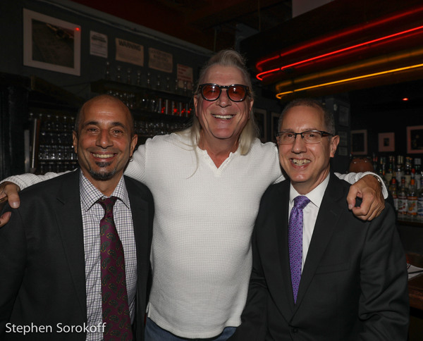 Photo Coverage: Billy Stritch Brings 'Late Summer Songs' at Birdland