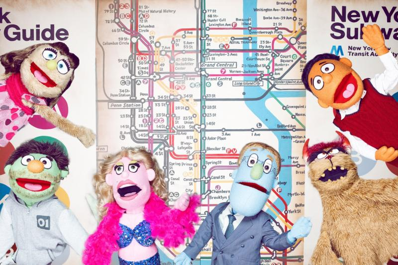 BWW Review: Nashville Rep's Outrageously Fun AVENUE Q Leaves Audiences Wanting More
