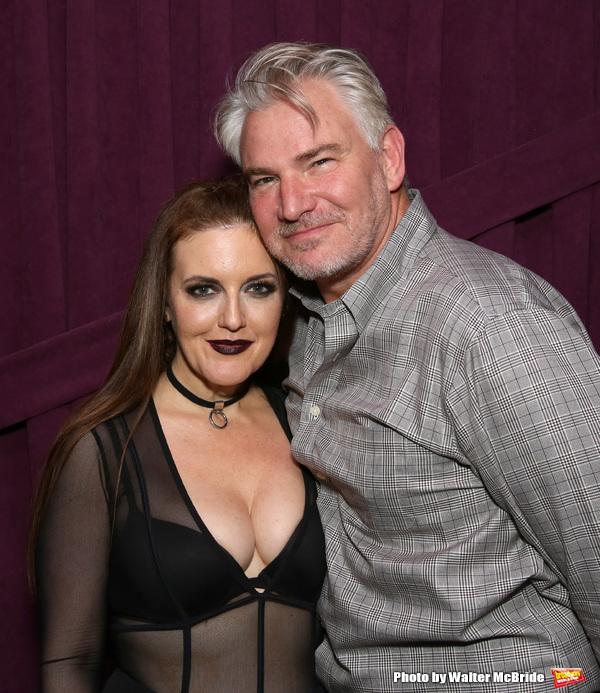 Jennifer Simard and Douglas Sills
