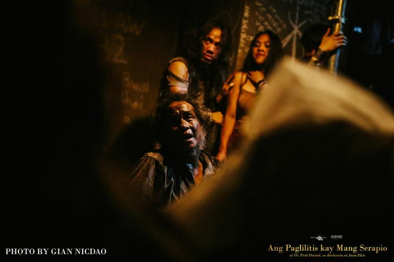 BWW Review: ANG PAGLILITIS KAY MANG SERAPIO Reinvigorates A Period Piece Worthy of Acclaim