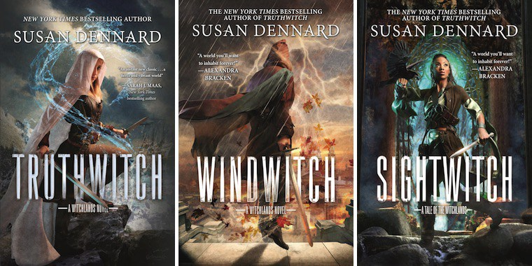 BWW Interview: Susan Dennard's TRUTHWITCH Picked Up by Jim Henson Studio for TV Development!