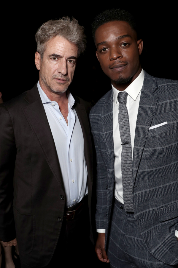 Dermot Mulroney, Stephan James