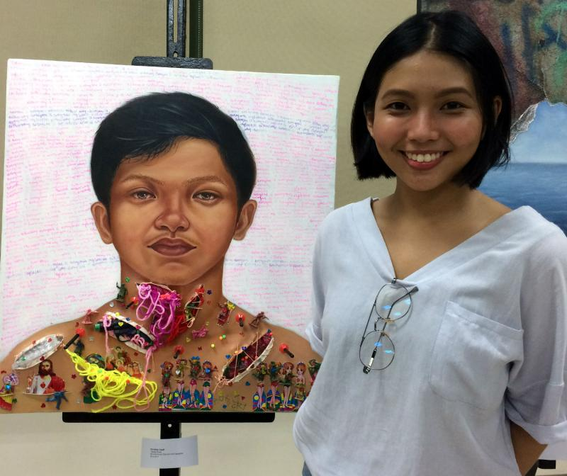 The Maningning Miclat Art Award Exhibition: Young Blood in Focus