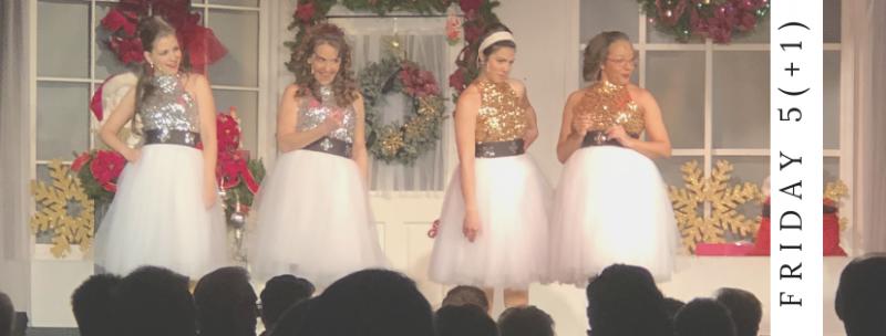 FRIDAY 5 (+1) Returns on Tuesday: MARY POPPINS' Crystal Kurek