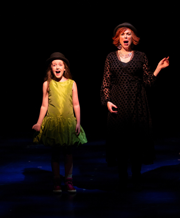 Photo Flash: Get A First Look Carolee Carmello, Andrea Burns and More in Two River's PAMELA'S FIRST MUSICAL