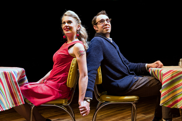 Photo Flash: Anne Horak Leads SWEET CHARITY at Marriott Theatre