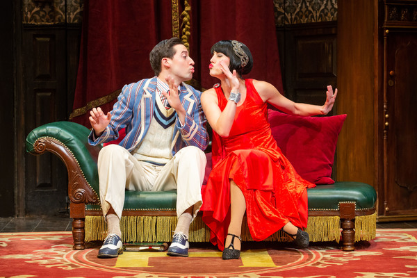 Photo Flash: Meet the Disastrous New Cast of THE PLAY THAT GOES WRONG