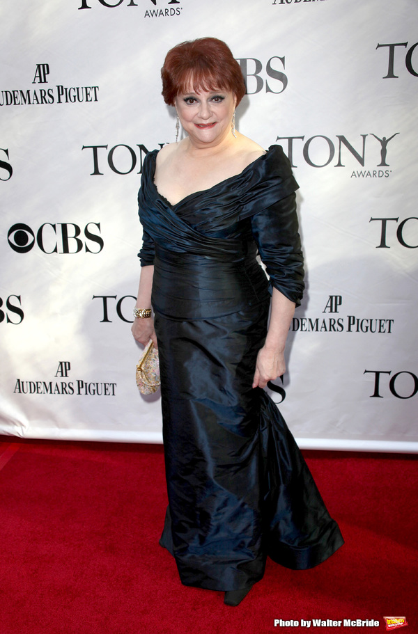 Carole Shelley arriving at the 63rd Annual Antoinette Perry Tony Awards at Radio City Music Hall in New York City on June 7, 2009.