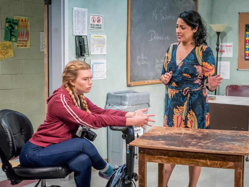 BWW Review:  BRICK CITY at Premiere Stages Captures Inner City Struggles and Triumphs with Drama and Humor