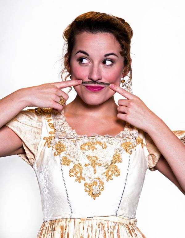 Olivia Hensley as Viola Photo