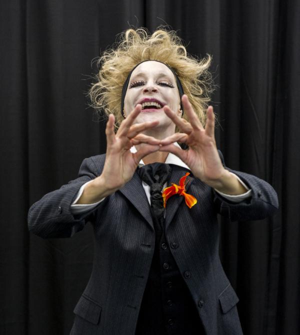 Photos: Get A First Look At Jennifer Jewell's RAISON D'ETRE:AN EVENING OF PIRANDELLO