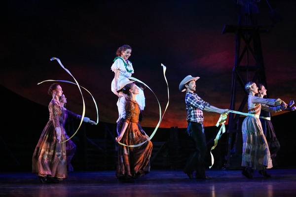 Photo Slideshow: Get A First Look at Priscilla Lopez and More in TUTS' OKLAHOMA!