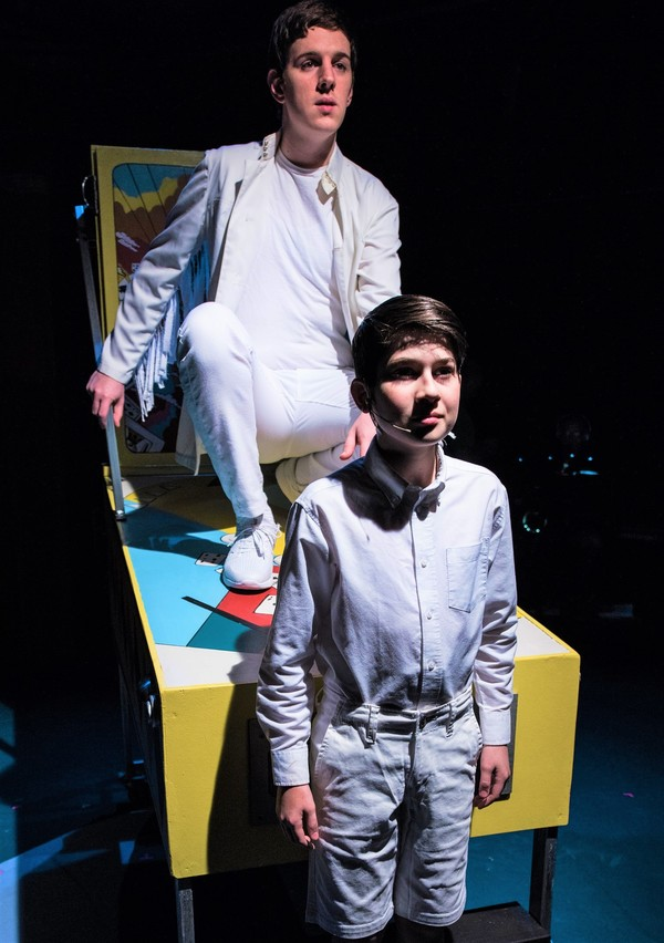 Photo Flash: THE WHO'S TOMMY at City Theatre Austin