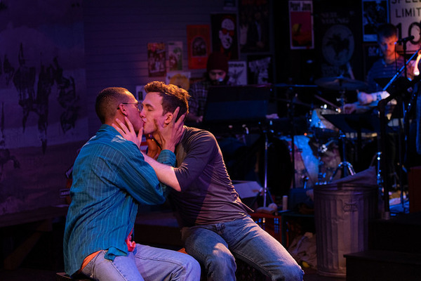 Photo Flash: First Look at GIRLFRIEND at Kitchen Theatre Company