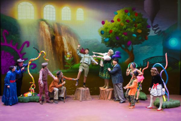 Photo Flash: Roald Dahl's WILLY WONKA Opens At Wheaton Drama