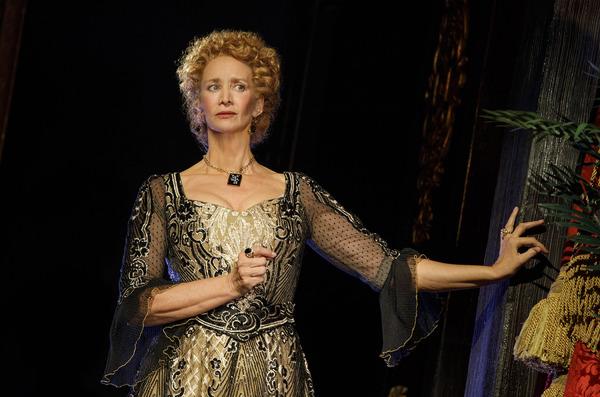 Photo Flash: Janet McTeer Brings a Legend to Life in BERNHARDT/HAMLET