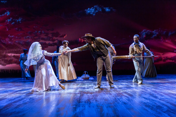 Photo Flash: Exclusive Look at DCPA's OKLAHOMA!