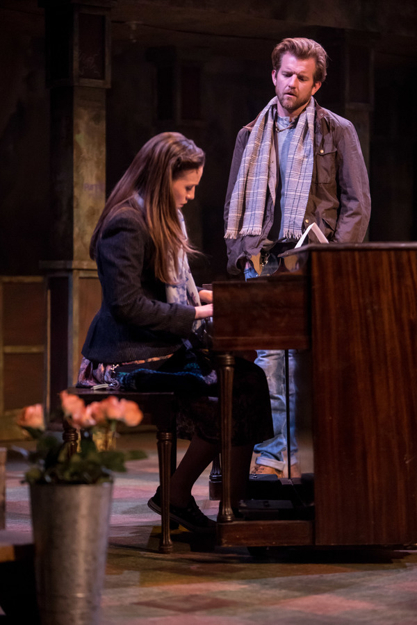 Photo Flash: Theater Latte Da Falls Slowly with ONCE