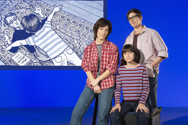 Photo Flash: First Look at TheatreWorks Silicon Valley 's FUN HOME