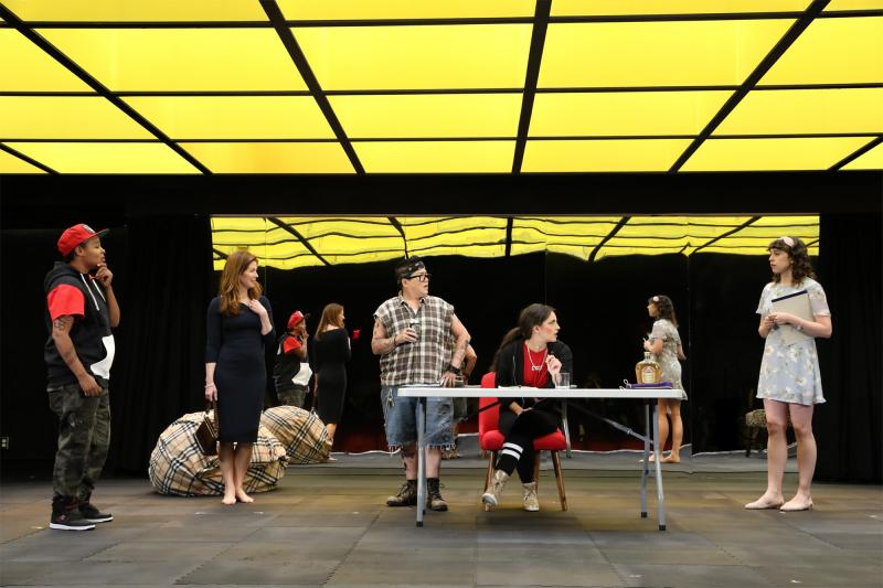 BWW Review:  Jen Silverman's Weird and Wonderful COLLECTIVE RAGE
