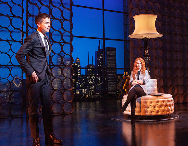 Photos: First Look at Matt Doyle and Katie Rose Clarke in THE HEART OF ROCK & ROLL