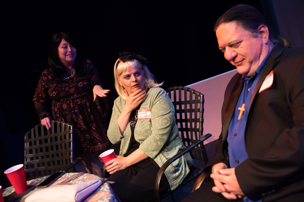 Photo Flash: First Look at Original Productions Theatre's HOW I GOT PLUTO