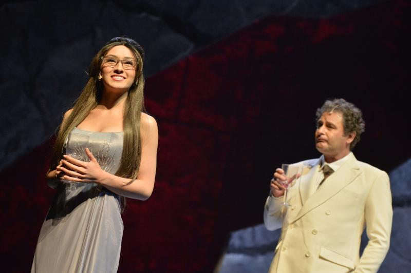 Photo Flash: First Look at M. BUTTERFLY, Produced by Jhett Tolentino