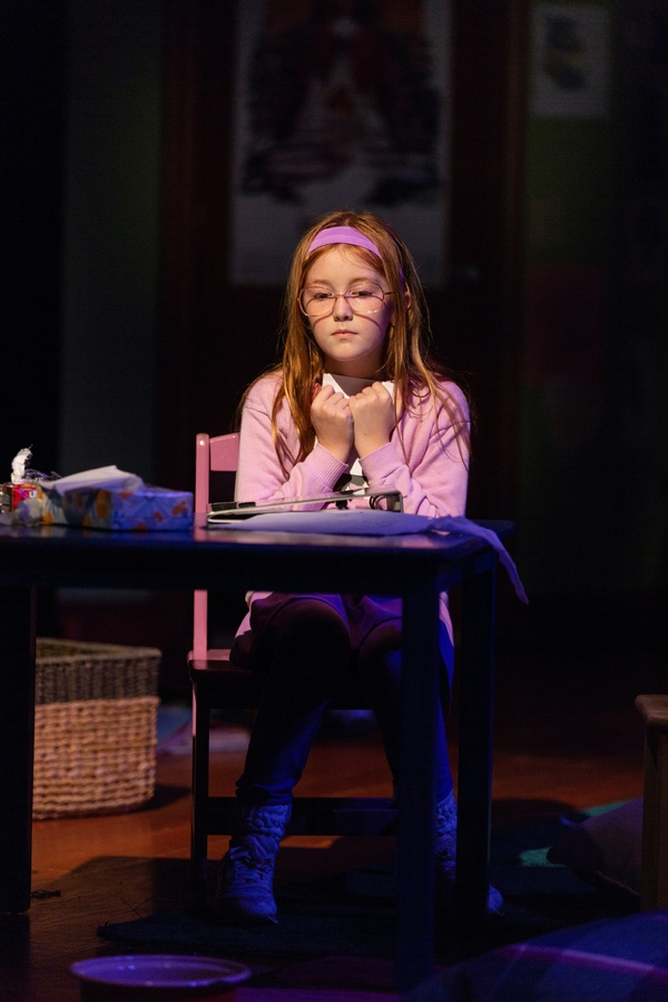 Photo Flash: First Look at Bess Wohl's MAKE BELIEVE at Hartford Stage