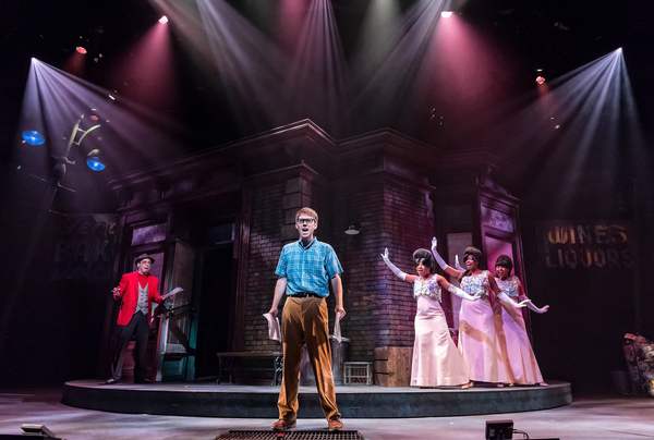 Photo Flash: First Look at LITTLE SHOP OF HORRORS At The Drury Lane Theatre