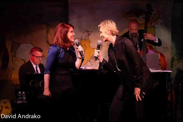 Kate Flannery & Jane Lynch Photo
