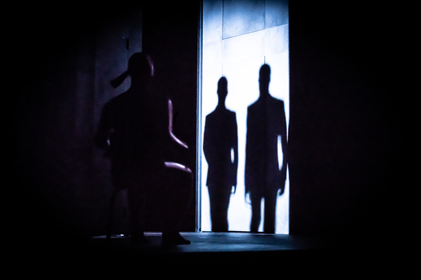 Photo Flash: First Look at PINTER ONE From the Pinter at the Pinter Season