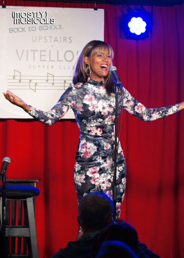 Photos: Photos: (mostly)musicals Went BACK TO SCHOOL At Vitello's